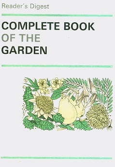 Secondhand Used Book - READER'S DIGEST COMPLETE BOOK OF THE GARDEN