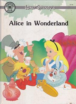 Secondhand Used Book - WALT DISNEY'S ALICE IN WONDERLAND