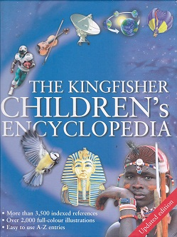 Secondhand Used Book - THE KINGFISHER CHILDREN'S ENCYCLOPEDIA