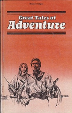 Secondhand Used Book - READER'S DIGEST GREAT TALES OF ADVENTURE