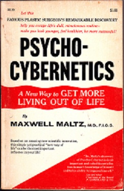 Secondhand Used Book - PSYCHO-CYBERNETICS by Maxwell Maltz