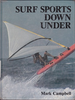 Secondhand Used Book - SURF SPORTS DOWN UNDER by Mark Campbell
