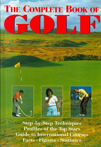 Secondhand Used Book - THE COMPLETE BOOK OF GOLF