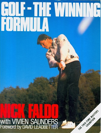 Secondhand Used Book - GOLF - THE WINNING FORMULA by Nick Faldo