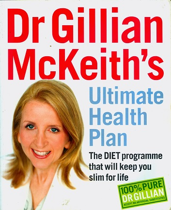 Secondhand Used Book - DR GILLIAN MCKEITH'S ULTIMATE HEALTH PLAN