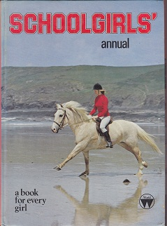 Secondhand Used Book - SCHOOLGIRL'S ANNUAL